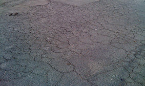 Asphalt Failure - Asphalt Removal & Replacement - Everlast Blacktop Web