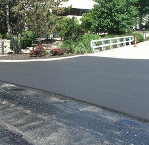 Asphalt Overlay - Asphalt Paving - Tack Coat Application