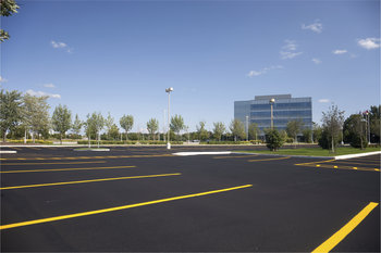 Asphalt Parking Lot - Everlast Blacktop 350
