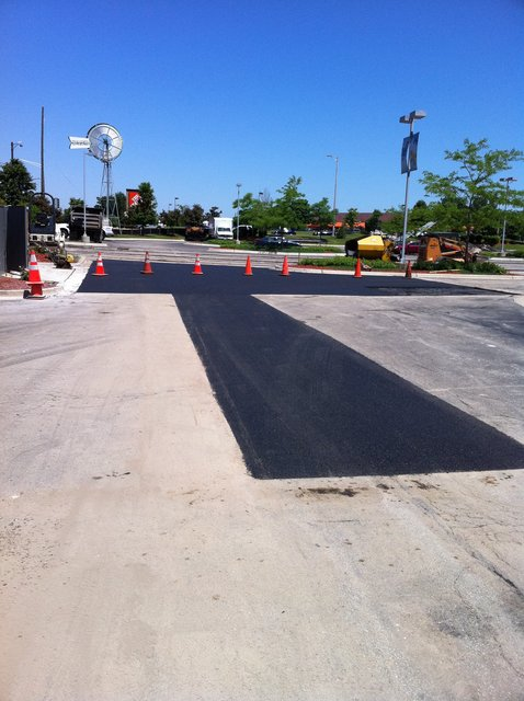 Asphalt Repair - Asphalt Installation 1 Everlast Blacktop Large