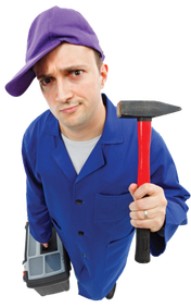 Scary Contractor web