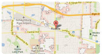 roselle-map